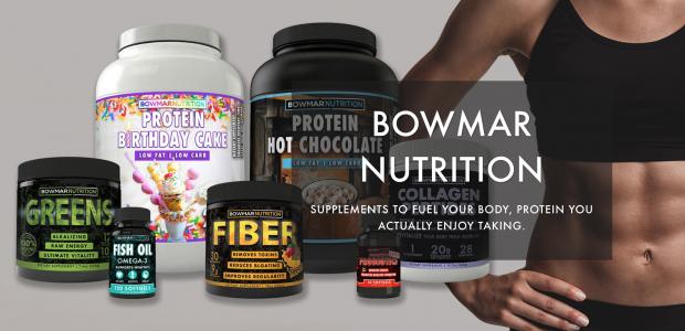 Bowmar Nutrition Supplements